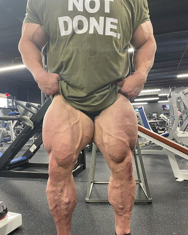 Nick walker piernas fitness