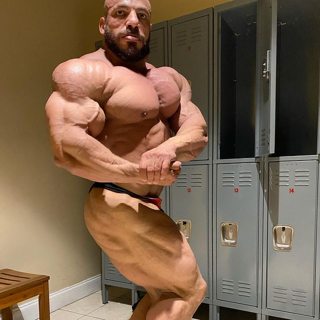 big ramy fitness 08