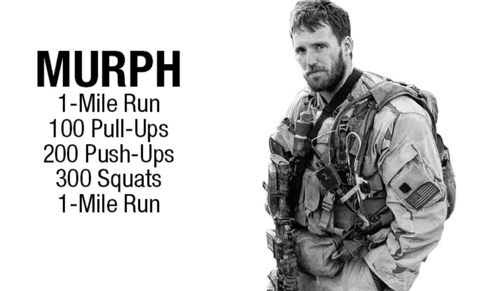 entrenamiento murph