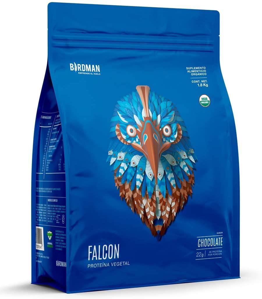 Birdman Falcon Protein Proteina Vegetal