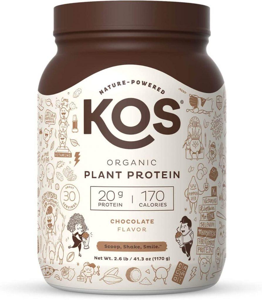 Kos proteina vegana organica