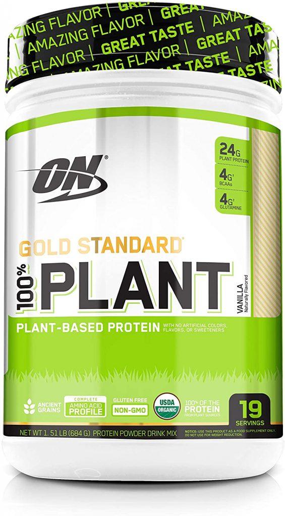 Optimum Nutrition - Gold Standard - Proteina Vegetal