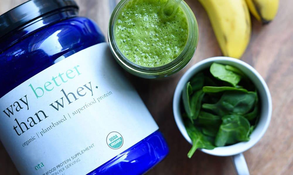 mejor proteina vegana en polvo