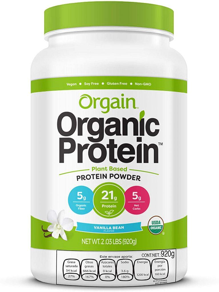 Orgain Proteina Vegana