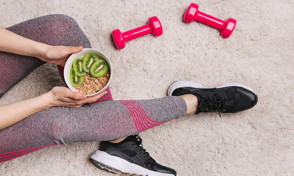 que es nutricion deportiva
