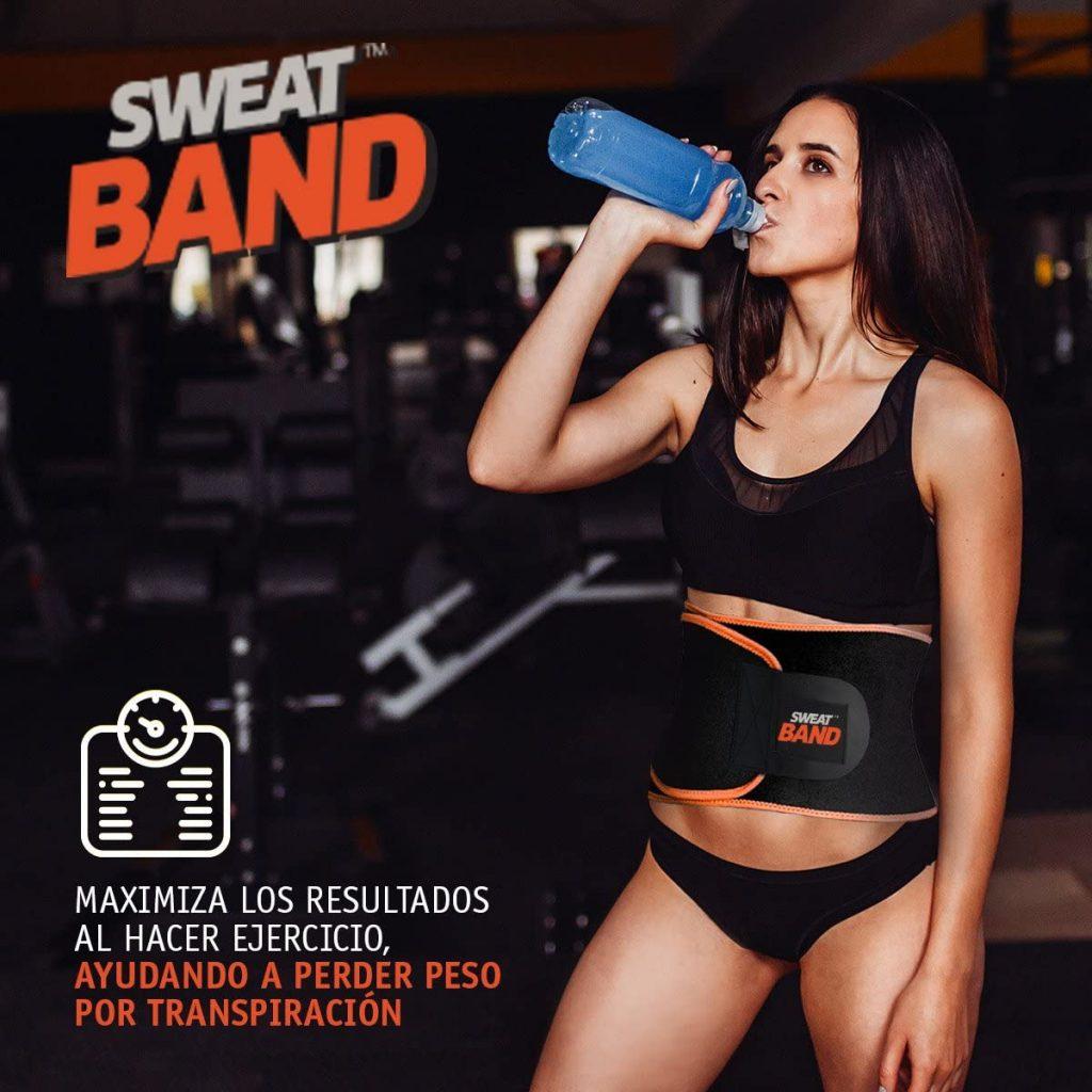 Faja para mujer sweat band