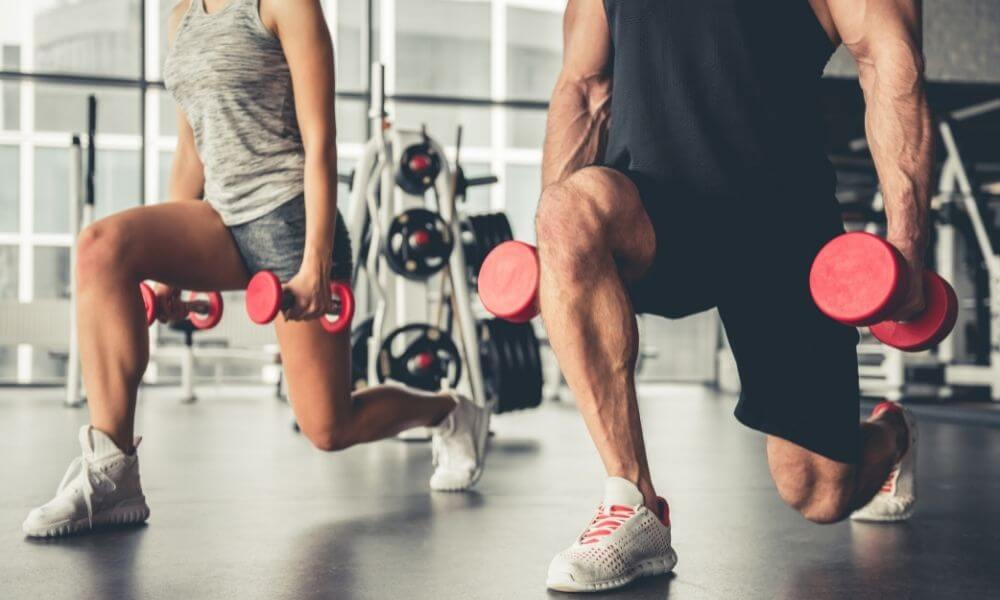 ejercicio cardio fitness lifestyle