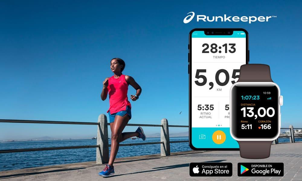 runkeeper app para correr