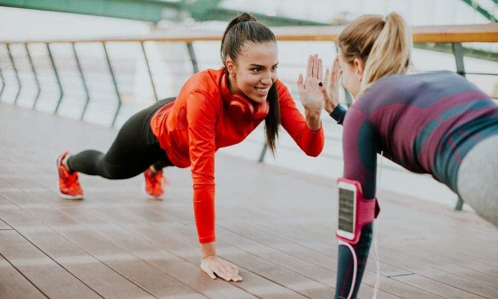 planks ejercicios para ponerte en forma