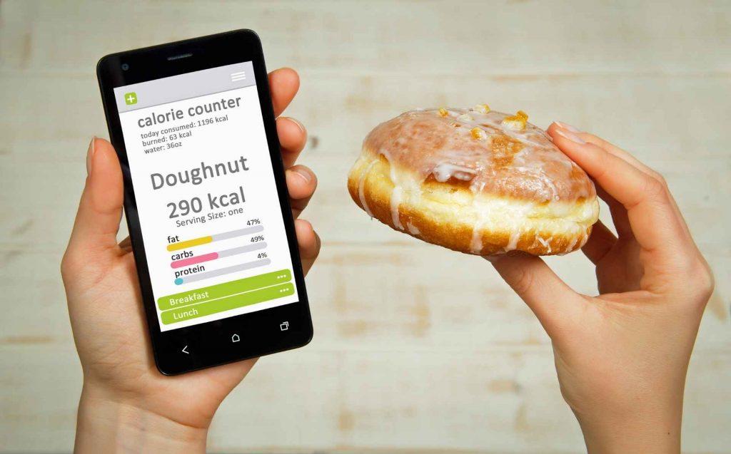 Calculadora online calorías