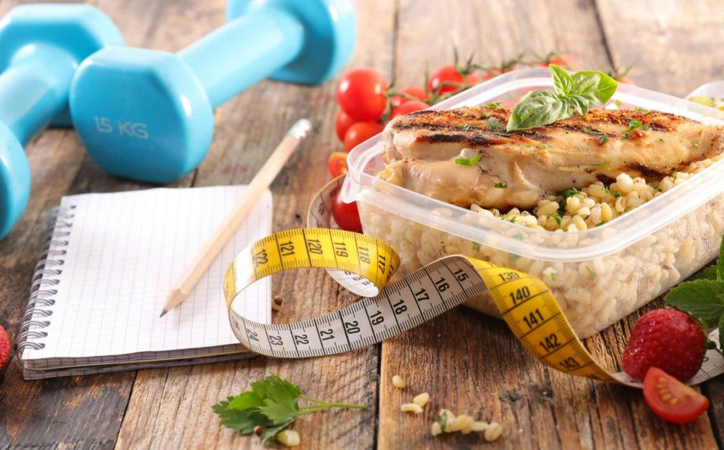 Calorías bajar de peso Fitness