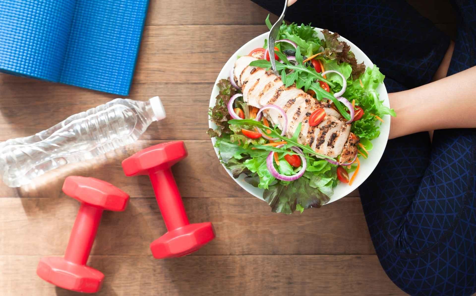 Bajar de peso Alimentación Fitness